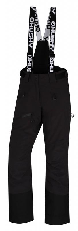 Dámske lyžiarske nohavice Husky Gilep L čierna