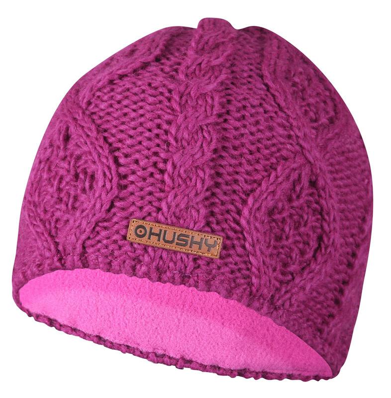 Dámska čiapka Husky Cap 32 fialová S-M