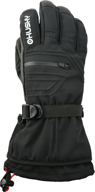 Pánske rukavice Husky Erase čierna XL