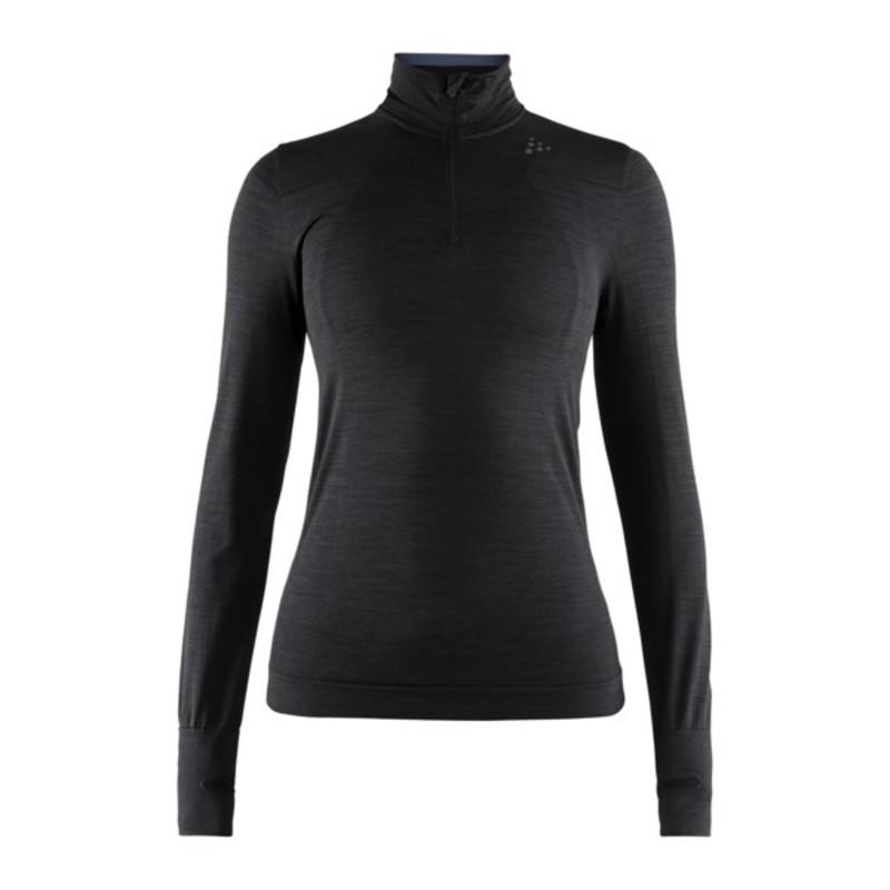 Tričko CRAFT Fuseknit Comfort Z 1906594-999000 čierna L