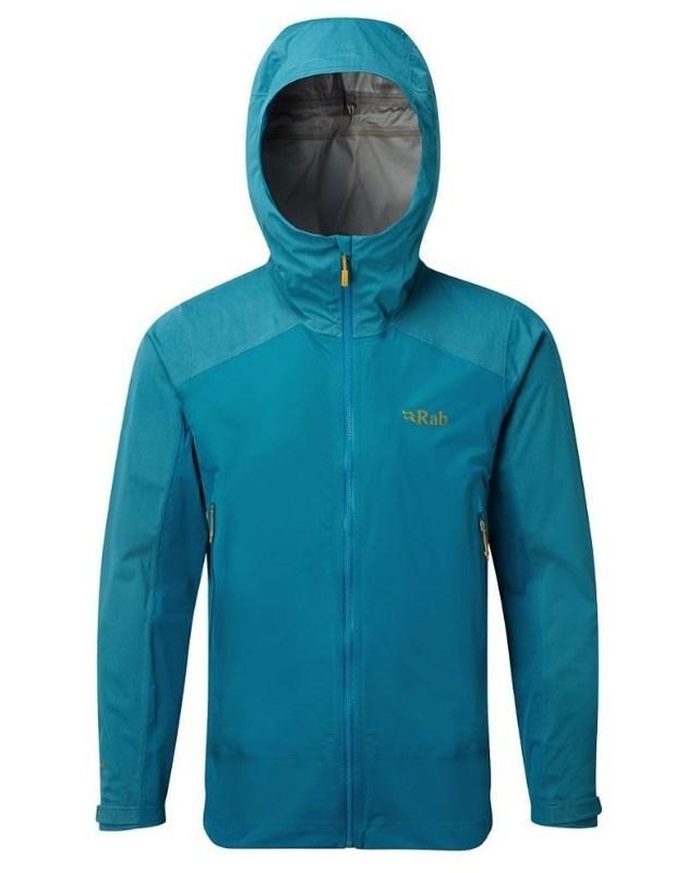 Pánska bunda Rab Alpine jacket azure M