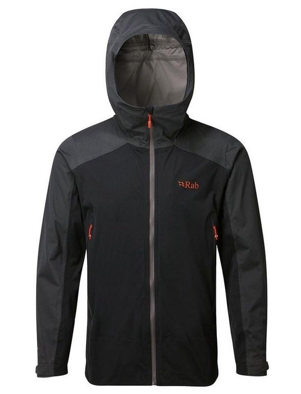 Pánska bunda Rab Alpine jacket beluga S