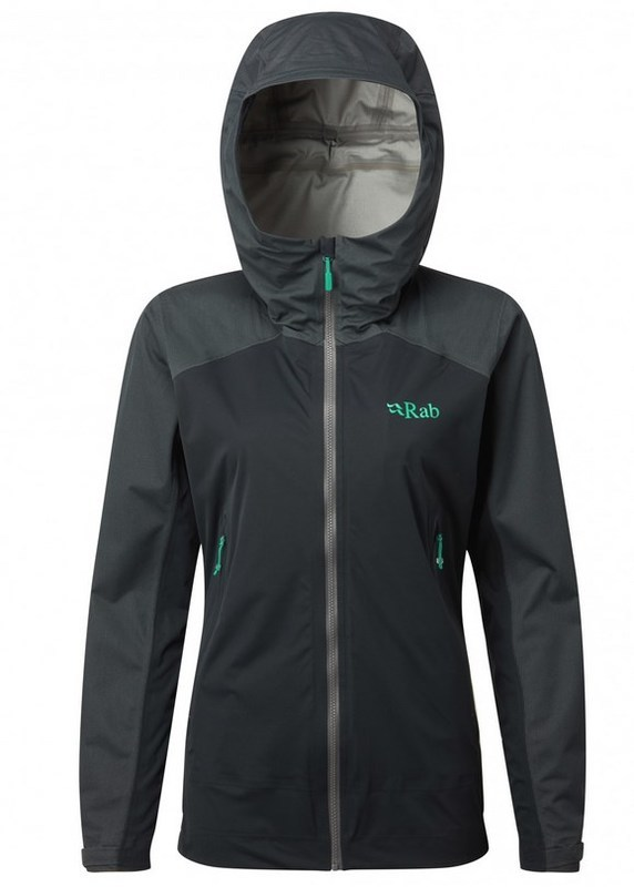 Dámska bunda Rab Alpine jacket beluga L