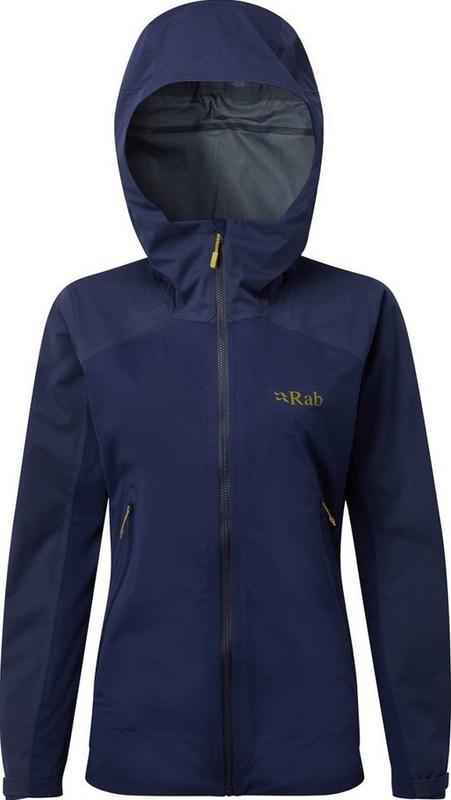 Dámska bunda Rab Alpine jacket blueprint L