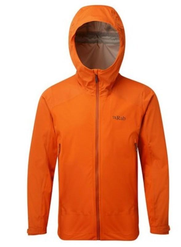 Dámska bunda Rab Alpine jacket firecracker L