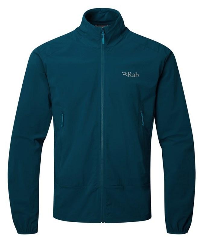 Pánska bunda Rab Borealis Tour jacket Ink L