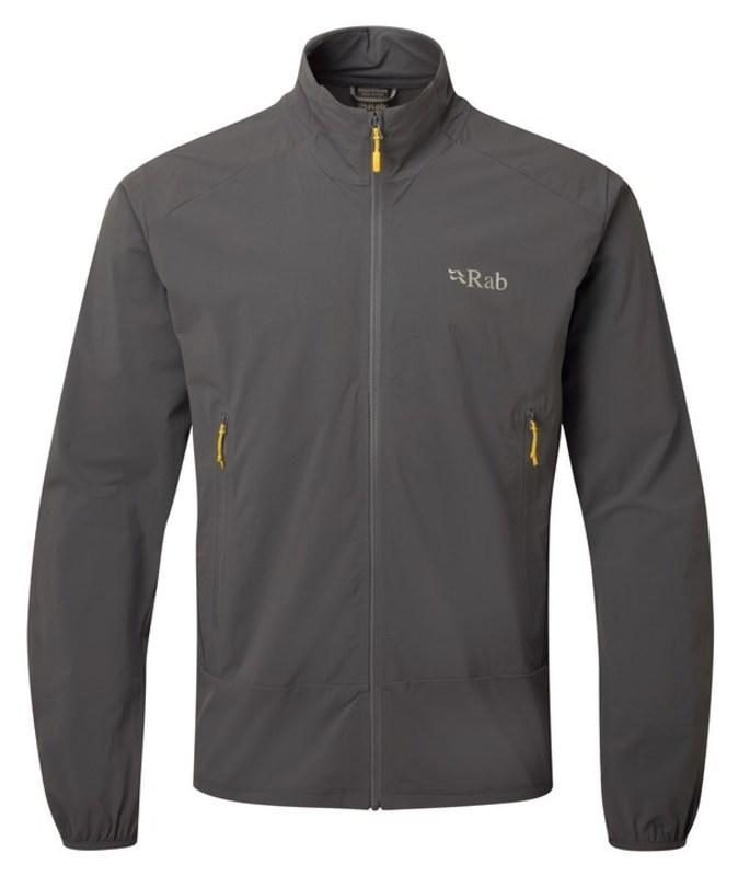 Pánska bunda Rab Borealis Tour jacket steel L