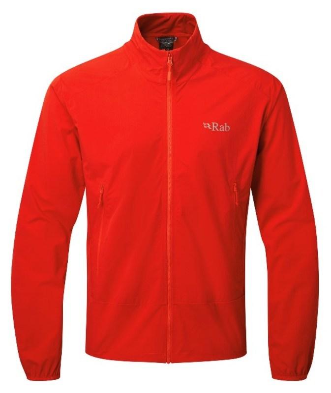 Pánska bunda Rab Borealis Tour jacket dark horizon L