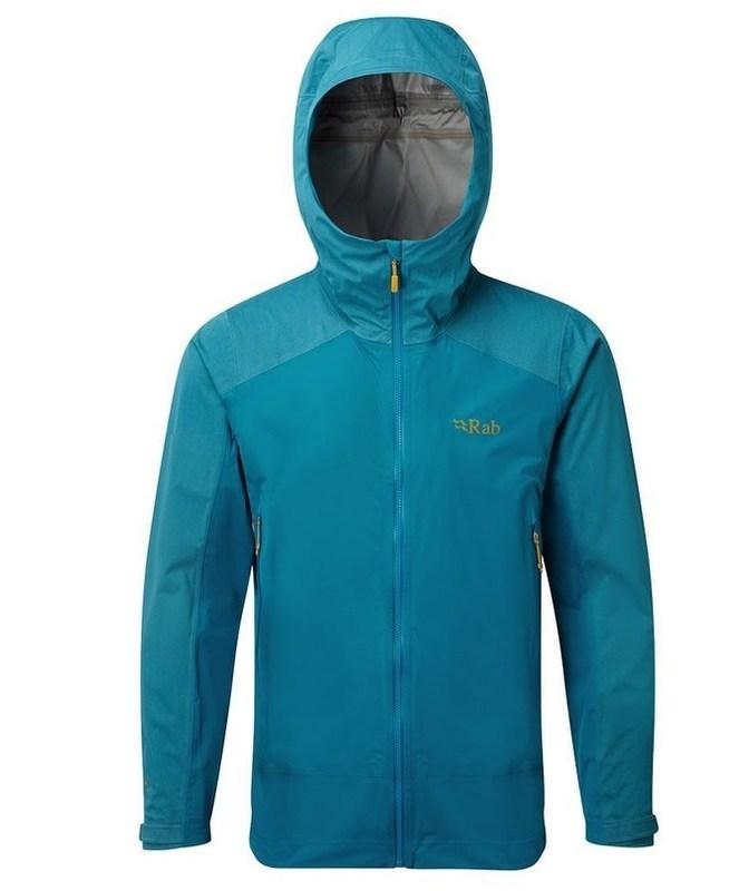 Pánska bunda Rab Kinetic Alpine Jacket azure M