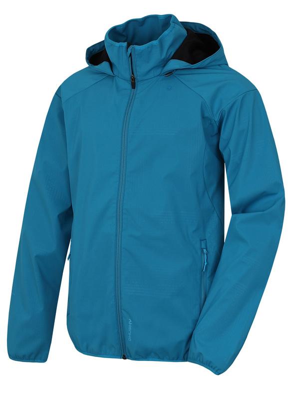 Pánska softshellová bunda Husky Sally M modrá XXL