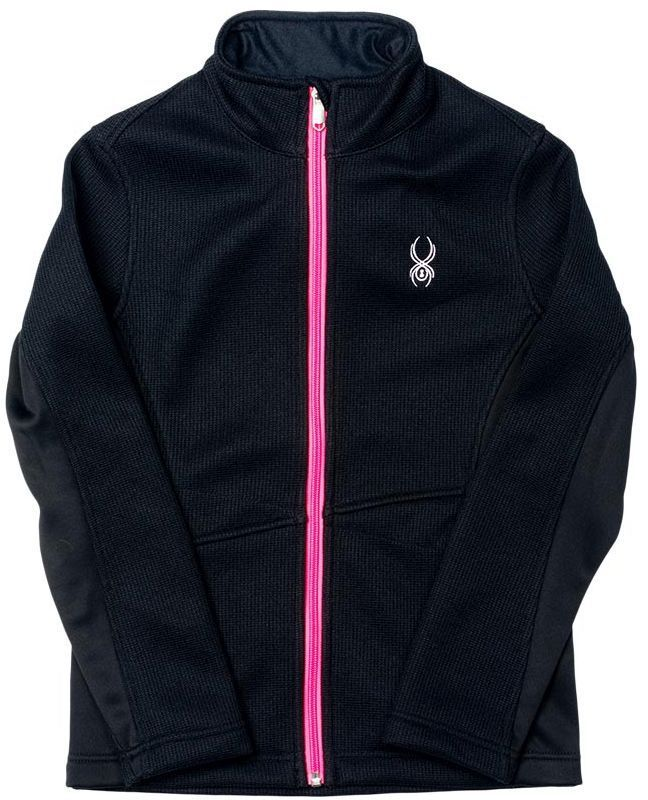 Sveter Spyder Girl`s Endure Core Mid WT Full Zips 155422-001