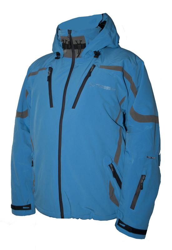 Lyžiarska bunda Trimm Stryn blue