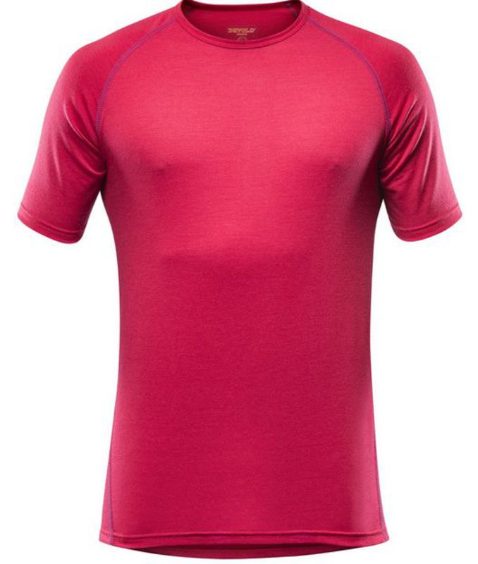 Pánske triko Devold Breeze T-Shirt 180-213 208
