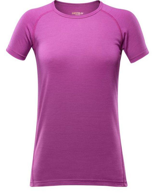 Detské triko Devold Breeze Junior T-Shirt 180-214 186