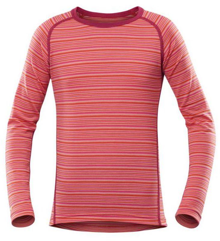 Detské triko Devold Breeze Kid Shirt 180-222 508