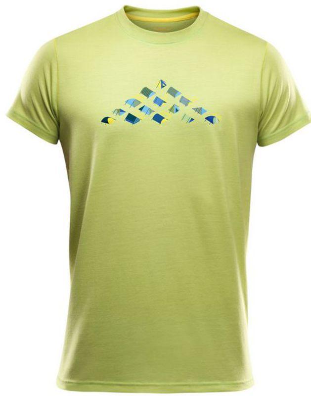 Pánske triko Devold Breeze Tee 180-280 362