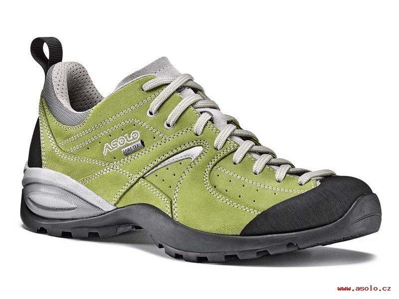 Dámske topánky Asolo Mantra GV A056 zelená