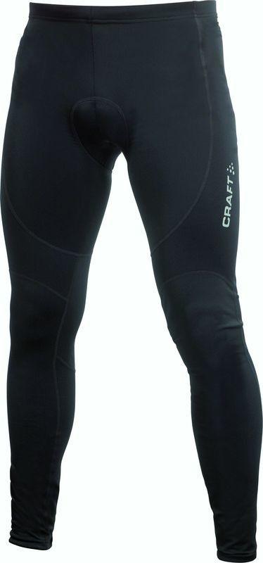 Pánske zateplené cyklistické nohavice Craft Active Thermal 1900469-9920