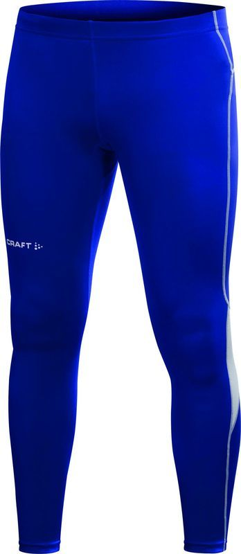 Pánske elastické nohavice Craft Club Tights 1901238-2335 S