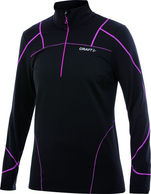 Dámsky rolák Craft Performance Thermal Stretch Pullover 1902249-9475