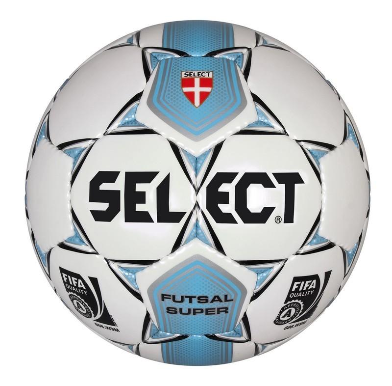 Lopta Select Super modro biela