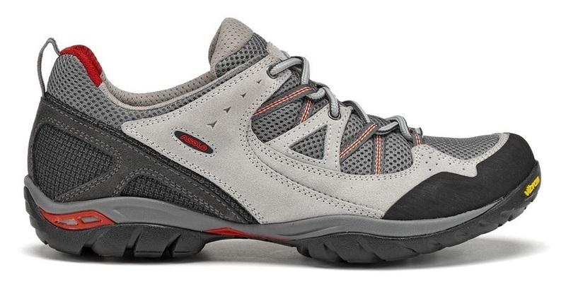 Pánske topánky Asolo Quadrant MM silver/grey/A848