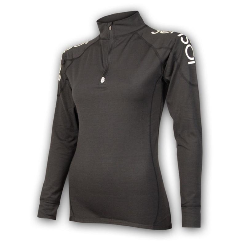 Dámske triko stoják zips Sensor Thermo 1065656-23 L