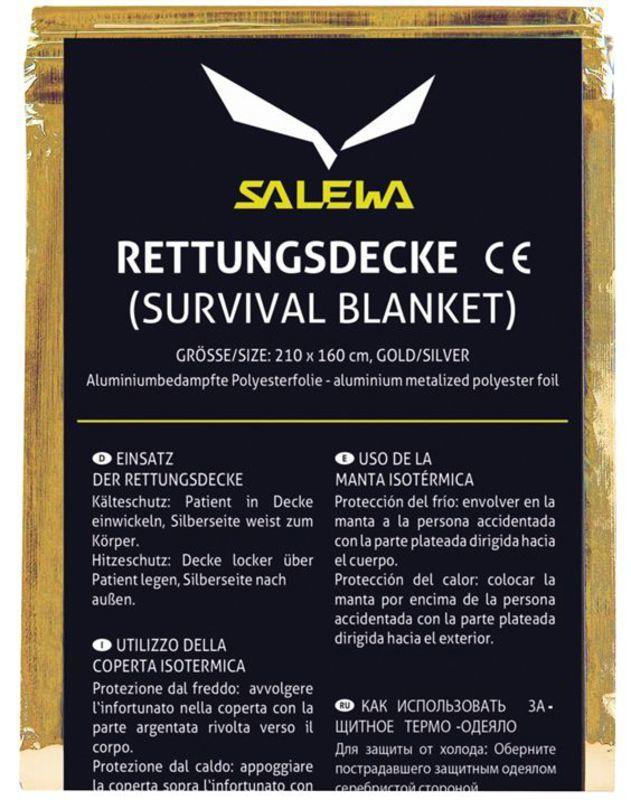 Ochranná fólie Salewa Survival Blanket 2380-0999