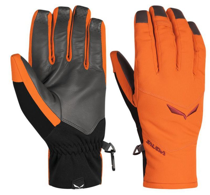 Rukavice Salewa ALPHUBEL WS PRL GLOVES 25062-4850