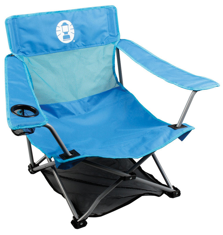 Kreslo Coleman Low Quad Chair