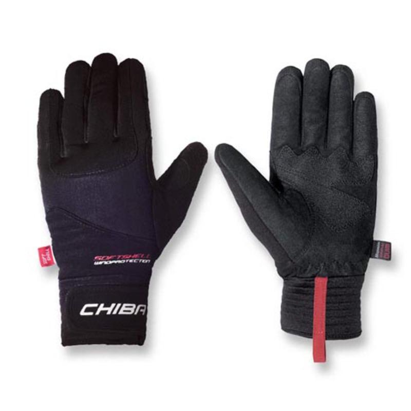 Zimné cyklo rukavice Chiba CLASSIC