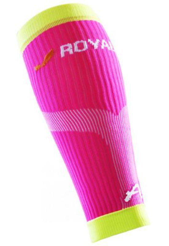 Kompresný lýtkové návleky ROYAL BAY® Neon Pink 3199