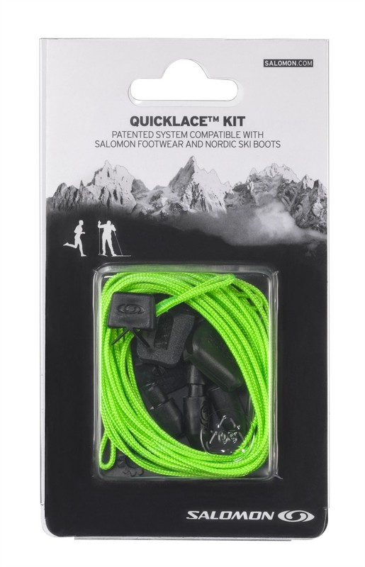 Šnúrky Salomon Quicklace KIT Green 326677