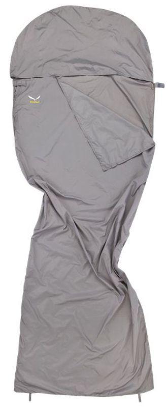 Obliečky Salewa Microfibre Liner Silverized 3513-0400