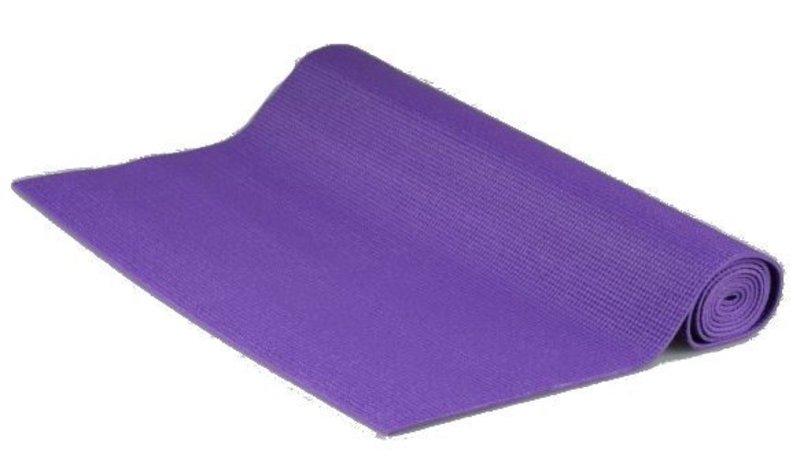 Podložka na jógu Yate Yoga Mat 4mm