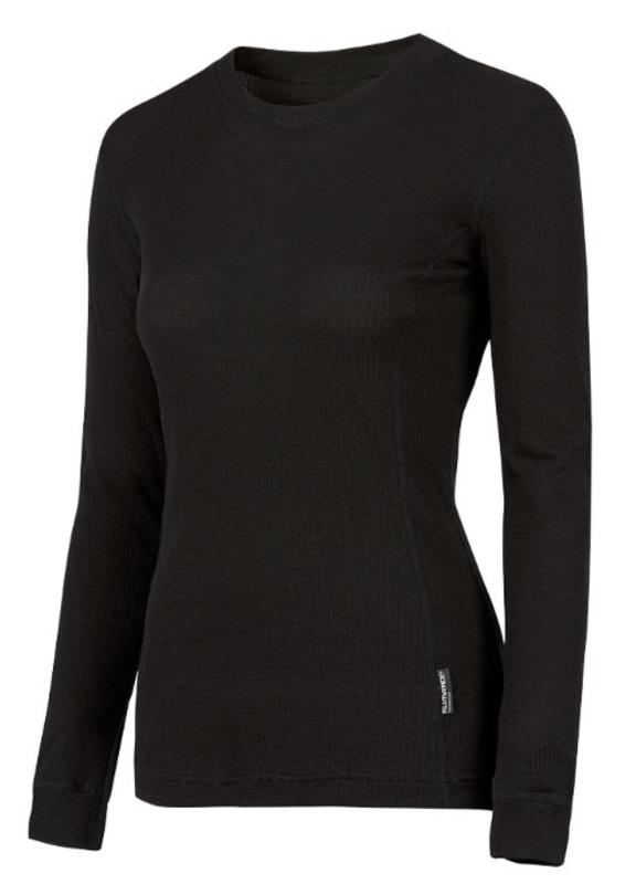 Tričko Klimatex Jarka (SANDRA) čierne