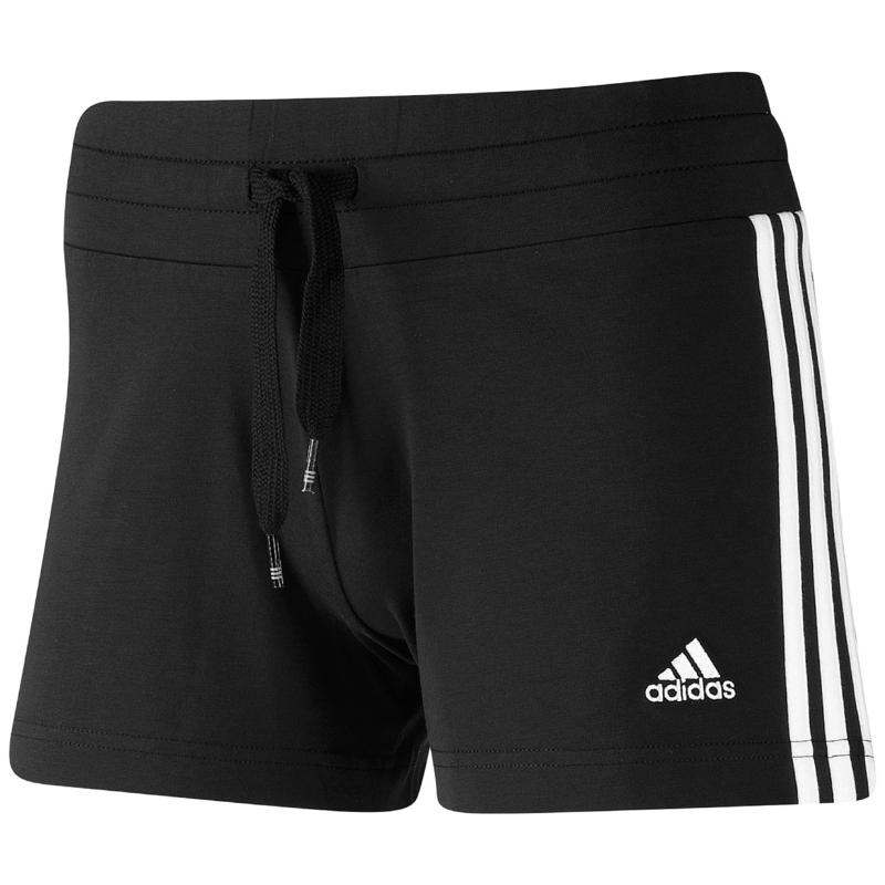 kraťasy adidas Essentials 3S Knit Short X21191
