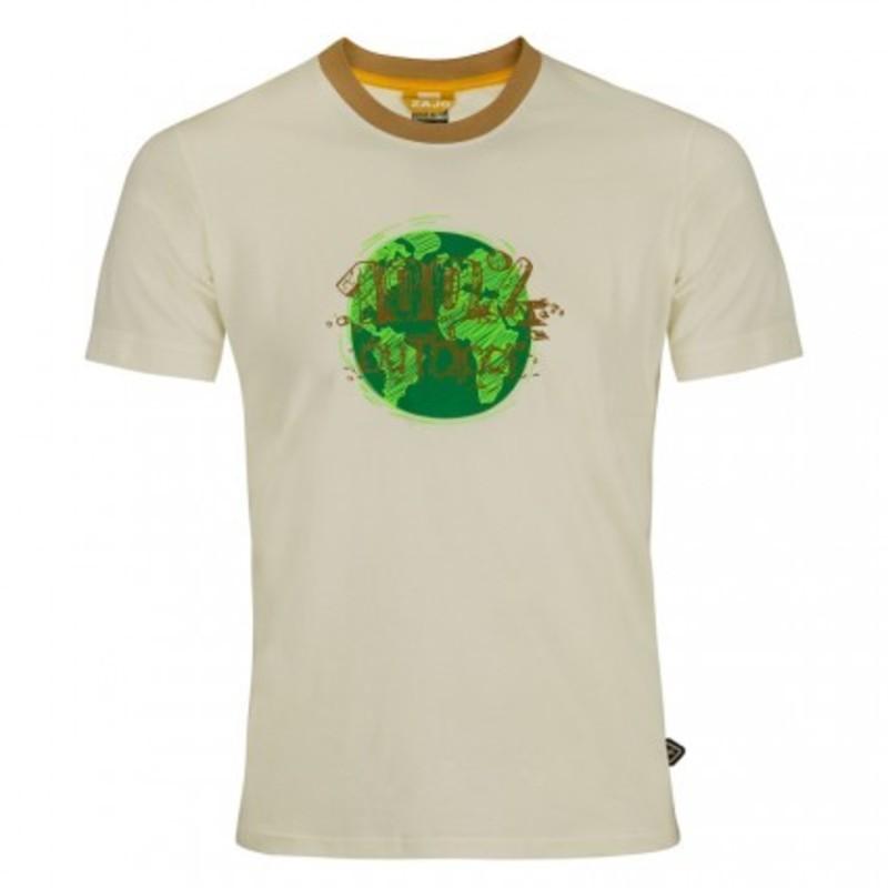 Tričko Zajo Bormio T-shirt Off White