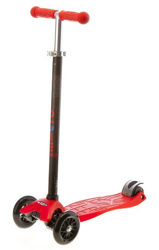 Kolobežka Maxi Micro Red T