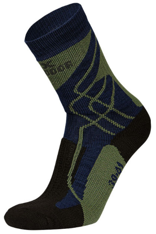 Ponožky Klimatex OUTDOOR IGI modré