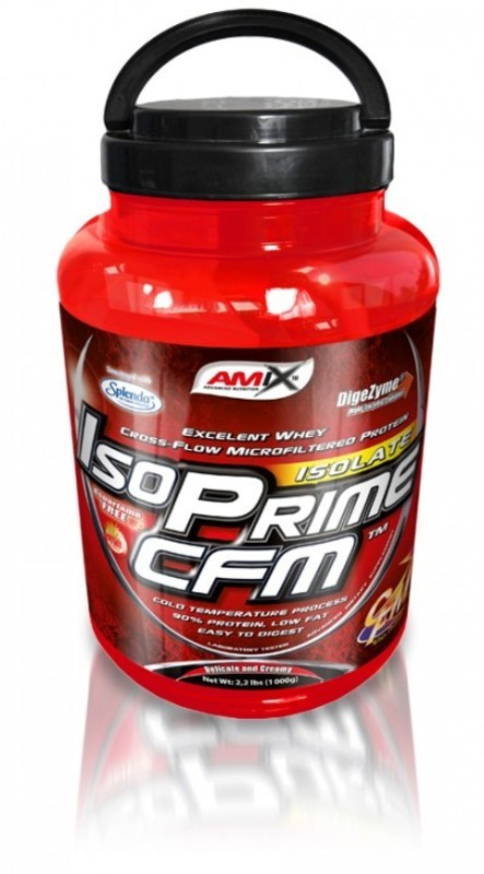 Amix IsoPrime CFM ® Isolate - 1000g