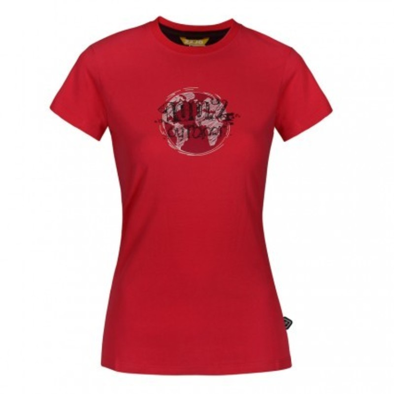 Tričko Zajo Corrine Lady T-shirt Berry