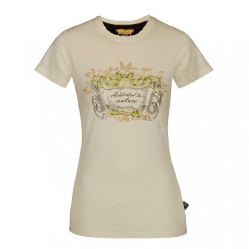 Tričko Zajo Corrine Lady T-shirt Egret
