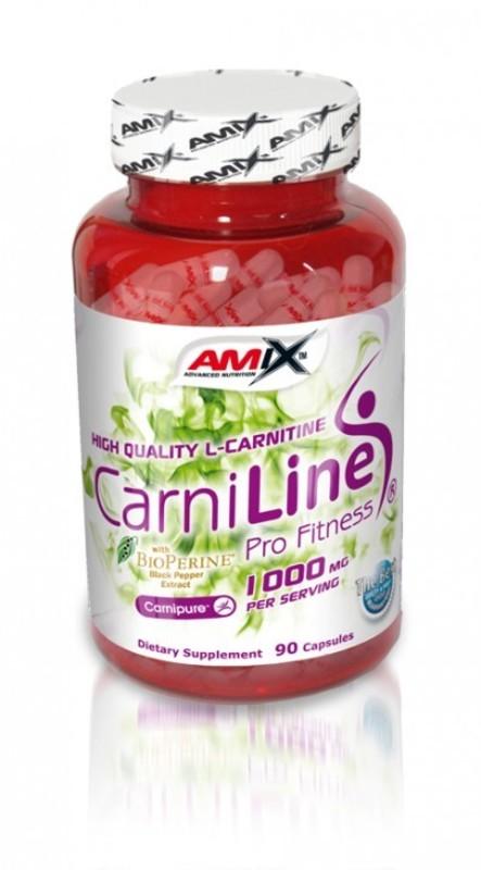 Redukcia hmotnosti Amix CarniLine ® cps.