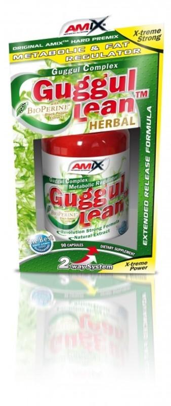 Redukcia hmotnosti Amix GuggulLean ™ cps.