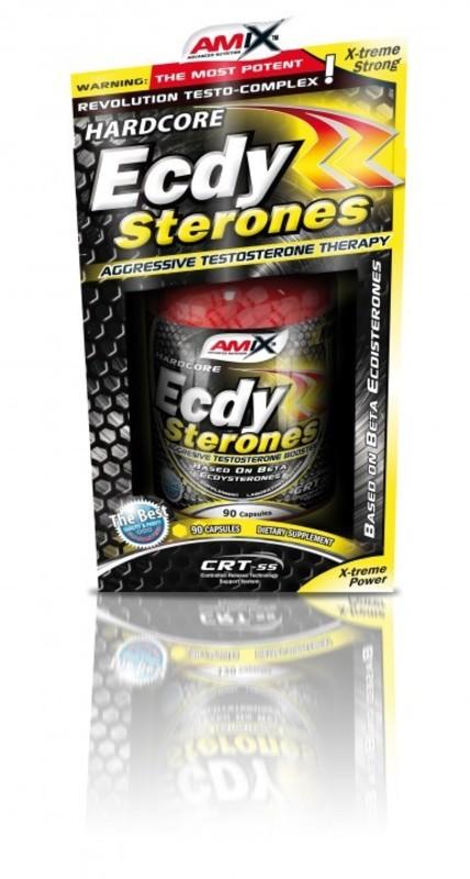 Amix Ecdy-Sterones BOX 90 kapsúl