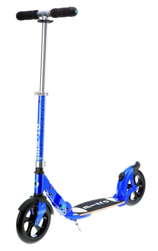Kolobežka Micro Flex Blue 200 mm PU