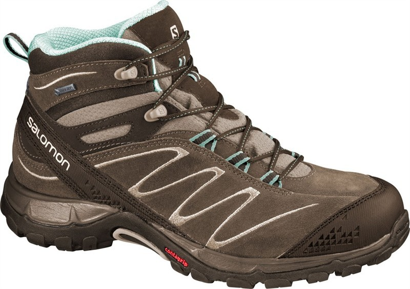 Topánky Salomon ELLIPSE MID LTR GTX ® W 366817