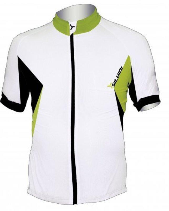 Pánsky cyklistický dres Silvini Corrente MD245