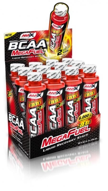 Amix BCAA MegaFuel 6000 12x150ml